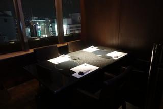宮崎尾崎牛 肉割烹 吟 難波店 - ☆4名個室席(^◇^)☆