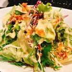 いずみカリー - サラダ