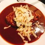 いずみカリー - 炙りチーズカリー