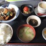 Hakusui - 荒炊定食=1000円 税込