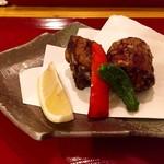 和料理 日和 - ふぐの唐揚げ