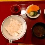 和料理 日和 - お食事