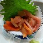 鳳翠 - 赤貝刺身