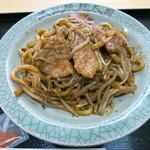 浪江焼麺太国アンテナショップ - なみえ焼そば(並) 600円