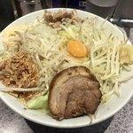 ラーメン 宮郎 - 「汁なしそば並盛り」(800円)