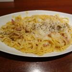 イタリア料理 フィオレンツァ - 本当のカルボナーラ