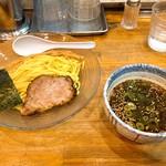 77818286 - つけ麺(醤油)850円
