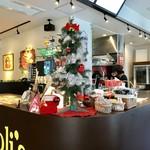 ナポリス ピッツァ&カフェ - メガドンキホーテ1階にございます。