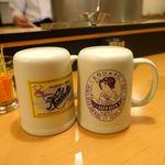 神戸亭 - 乾杯です♪