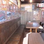 M.C CAFE - 個室もあります