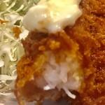 うかい亭 一花 - 大海老は身が締まっていて美味でした【料理】