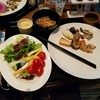 ホテルメトロポリタン仙台イースト - 料理写真:サラダしっかりと和食中心い選択