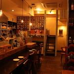 沖縄料理アンドパクチー ウルマ食堂 -
