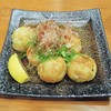 栄町nuts - 料理写真:おろしポン酢たこ焼き?