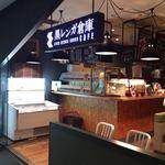 黒レンガ倉庫Cafe - 2017年12月。訪問