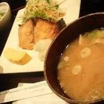 7783269 - 本日の焼き魚定食850円