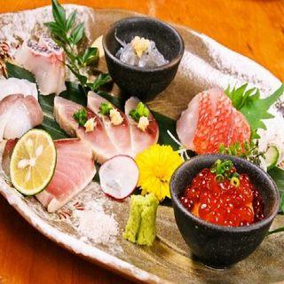 居酒屋『ごしき』料理長がこだわり抜いた和食