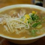 らーめん与壱 - 開放味噌ラーメン