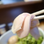 麺屋時茂 - 鶏白湯塩ラーメン850円
