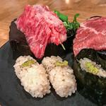 焼肉寿司 - 迷ったら迷わずコレ!