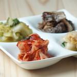 焼肉寿司 - ちょっとずつ色々の理想。