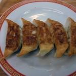 亀戸餃子 - 餃子 1皿250円