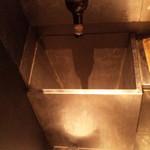 トゥッカーノグリル&バー - 手洗い器