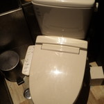 トゥッカーノグリル&バー - トイレもきれいでした