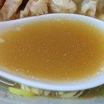 好味苑 - 好味苑 @本蓮沼 日替わりランチB 鶏肉麺 「博多のあん」様 リスペクト画像 野菜の出汁が効いた癒される味