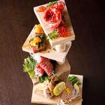 肉と日本酒 ゴッツジェイズ - 肉の森ラセンタワー