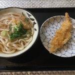 うぶしな - 今日の1回目の昼食(*´д`*)