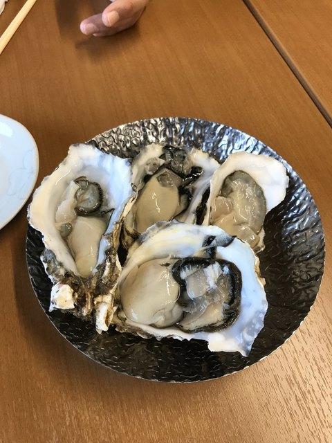 新潟 牡蠣 小屋