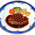 はじめ - 黒毛和牛ヒレステーキ