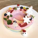 77841707 - レイラニ  クリスマス パンケーキ(1,280円)