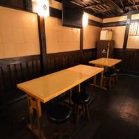 ◆テーブル席