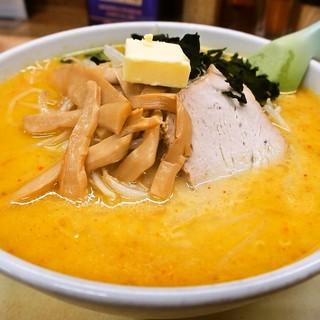 味の札幌 大西 - 料理写真:味噌カレー牛乳ラーメン