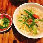 ベトナム料理コムゴン 京都 - フォー