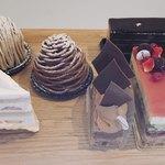 ラ ヴィ ドゥ ガトー - 買ったケーキ