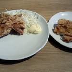 麺や 虎鉄 - ザンギ