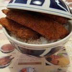敦賀ヨーロッパ軒 - 料理写真:ミックス丼