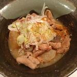 紬乃 - もつ煮