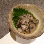 紬乃 - なまこ酢 400円