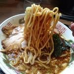 橋立 くじからラーメン - 麺リフト