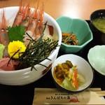 寺泊きんぱちの湯 - 料理写真: