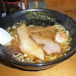 麺家 はなまる - ラーメン 650円