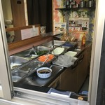バインミー シンチャオ - キッチン