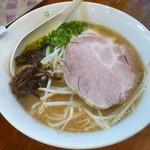 麺屋 菜々兵衛 - 濃厚とんこつ醤油 2017.12月