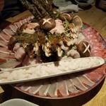 77849263 - 関西風うどんすき鍋