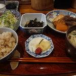 ありしあ - 野菜の煮物ランチ¥1250