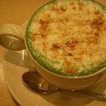 ライフカフェ - 抹茶きなこラテ♪
